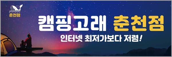캠핑고래 춘천점